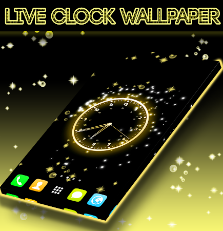 Live Clock Wallpaper 1.231.1.82 screenshot 625783