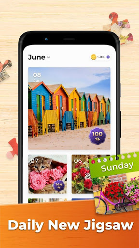 Jigsaw Puzzles - HD Puzzle Games modavailable screenshots 6