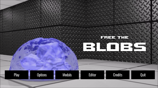 Free the Blobs- screenshot thumbnail