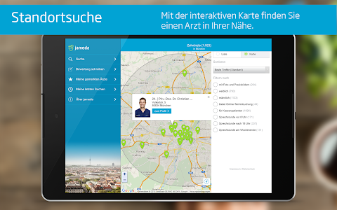 Arztsuche jameda screenshot 9