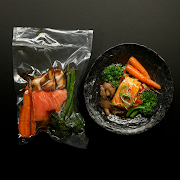 Salmon Sukiyaki