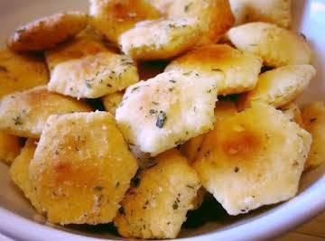 Seasoned Oyster Crackers