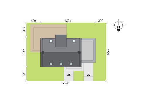 Ystad Multi-Comfort - Sytuacja
