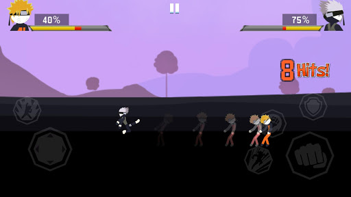 Stick Ninja: Shadow Fighter 0.0.7 screenshots 1