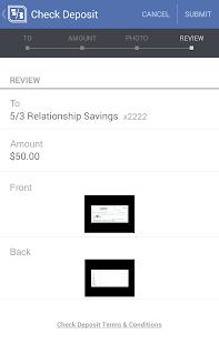 Fifth Third Mobile Banking - screenshot thumbnail