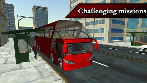 Bus Driving Simulator 1.2 screenshots 1