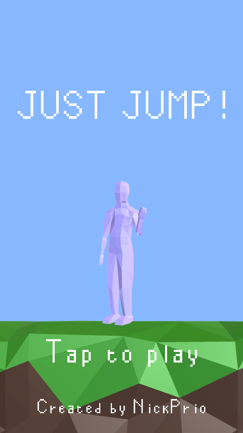 Just Jump!- screenshot