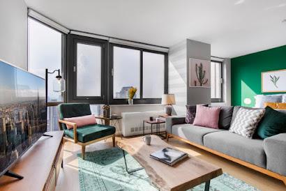 Duane Street Apartment