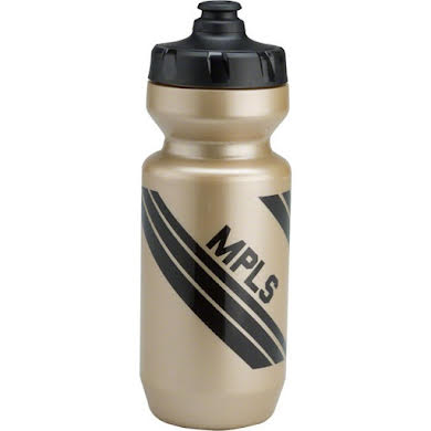 All-City MPLS Gold Water Bottle