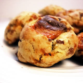The Most Amazing Butterfinger Cookies.