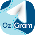OZ gram | unofficial messaging + proxy icon