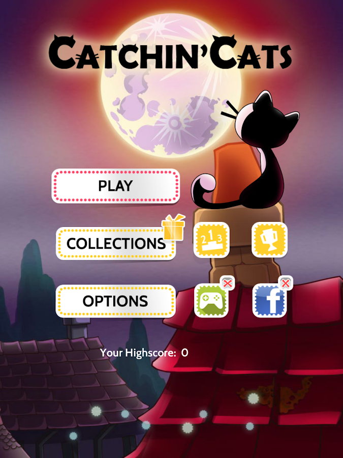 Catchin' Cats- screenshot