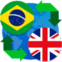 Brazilian - English Translator ( Text to Speech ) icon