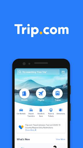 Trip.com screenshot 1