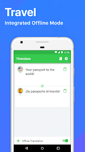 iTranslate Translator & Dictionary- screenshot thumbnail