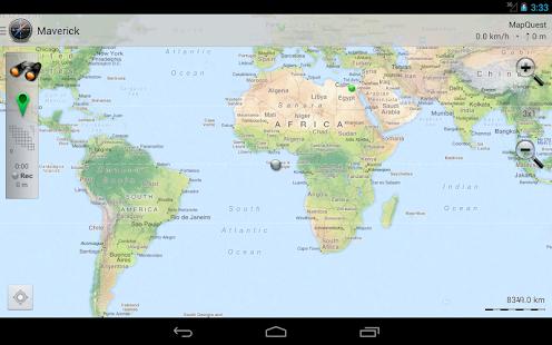 App Maverick: GPS Navigation APK for Windows Phone