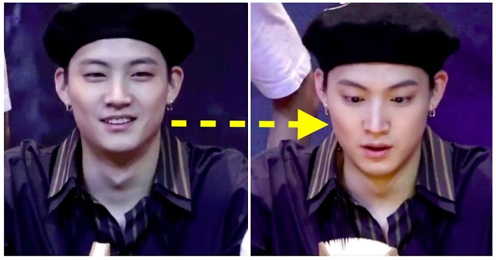 GOT7's JB Turned Into A Little Kid When He Discovered His