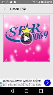 Star 106.9 WXXC - náhled