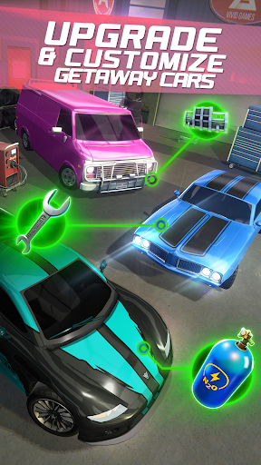Highway Getaway: Police Chase  screenshots 3