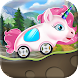 Unicorn Racing Cars Animals Vroom