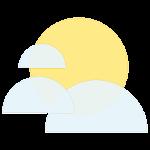 Fancy Weather Icon for Chronus