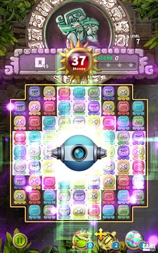 Glyph of Maya - Match 3 Puzzle 1.0.14 screenshots 11
