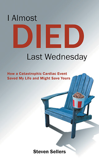 I Almost Died Last Wednesday cover