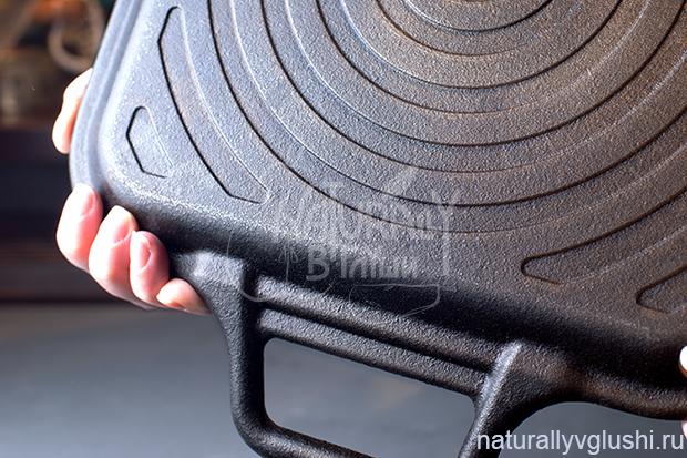 Отрицательные свойства чугунной посуды | Блог Naturally в глуши