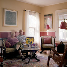 Photo: title: Kathy Olwell + Wolfgang Weise, Burlington, Vermont date: 2015 relationship:  family friends, met through Toby and Lucky Hollander years known: 30-35