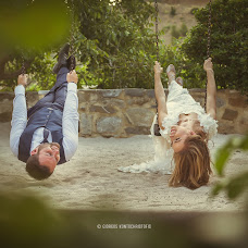 Wedding photographer Giorgos Kontochristofis (kontochristofis). Photo of 27.09.2017