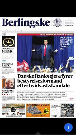 berlingske e-avis screenshot 2