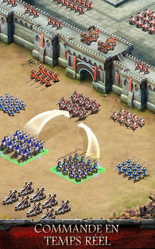 Empire War: Age of Heroes  captures d'u00e9cran 2