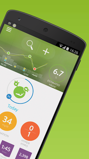 mySugr: the blood sugar tracker made just for you screenshot