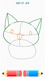 How to Draw Kawaii Drawings APK screenshot thumbnail 10