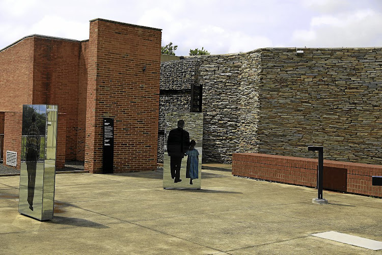 From its object lesson in segregation at the entrance, to the heart-breaking exhibits inside, the Apartheid Museum in Johannesburg has gone dark.