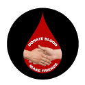Blood Friends - blood donar app icon