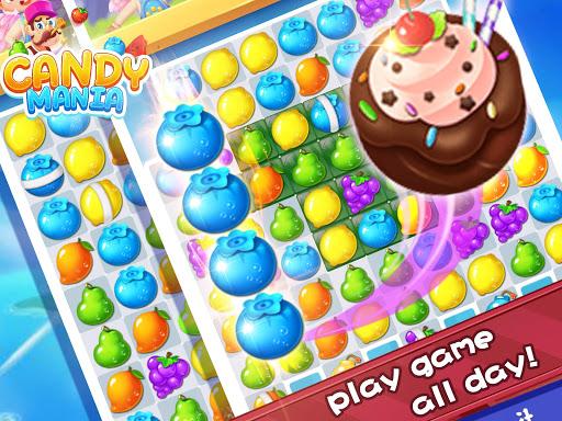 Sweet Candy Fever - New Fruit Crush Game Free 1.3.0 screenshots 8
