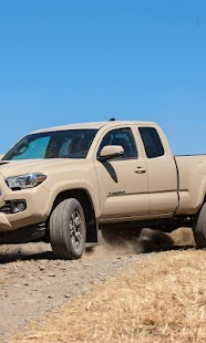 New Wallpapers Toyota Tacoma 2018 - náhled