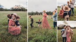 Grassy Collage - Facebook Cover Photo item