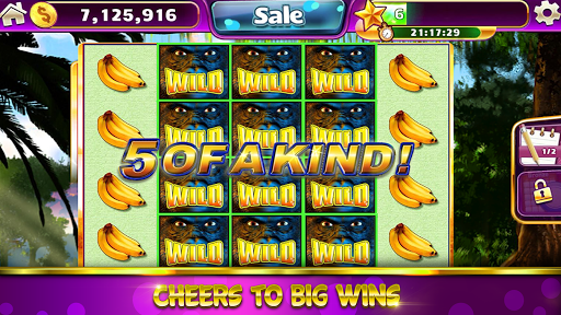 Jackpot Party Casino Games: Spin FREE Casino Slots screenshot 4