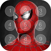 Spidey Lock Screen
