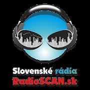 Slovenské rádia RadioSCAN.sk