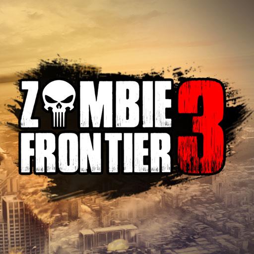 Zombie Frontier 3: Jeu de Tir