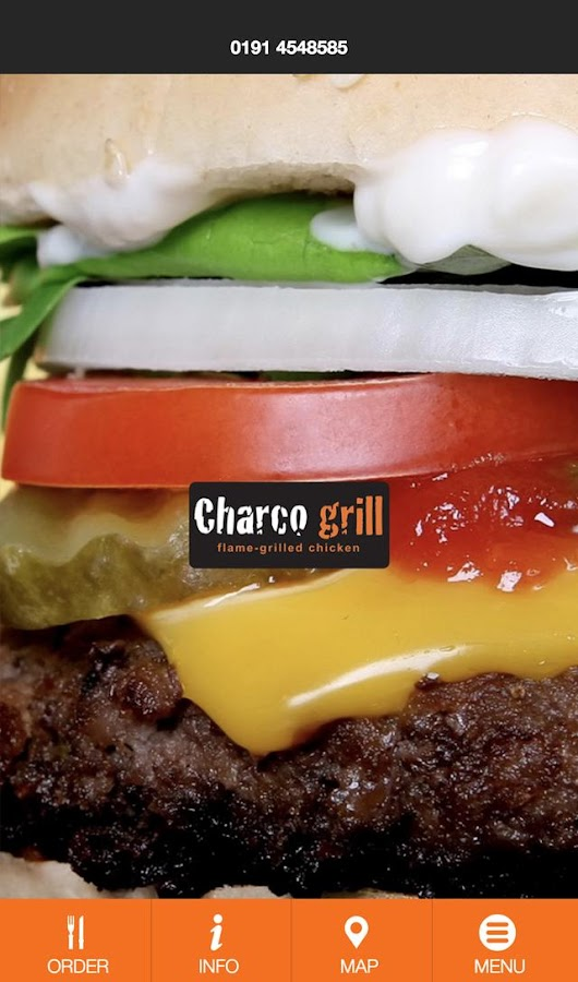 Charco Grill- screenshot