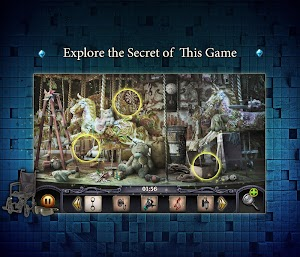 3 Criminal Mystery - Kidnapping App screenshot