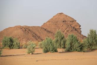 Photo: Crouching lion, the famous mountian of Ain Salah
