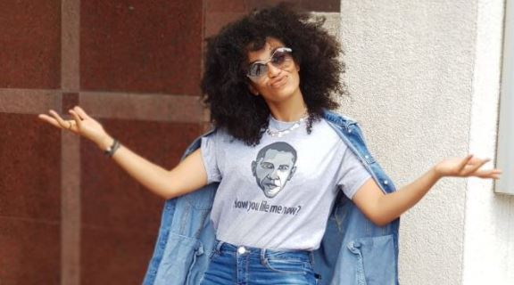 Pearl Thusi is unfazed by recent criticism.