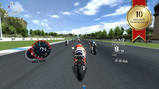 Real Moto Mod Apk + Obb Data [Free Shopping] v1.0.278 Android - APKBLACK.US
