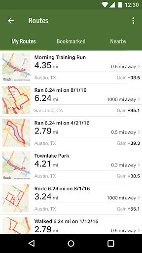 Map My Hike+ GPS Hiking v17.2.0