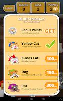 Screenshot of Crazy Cats